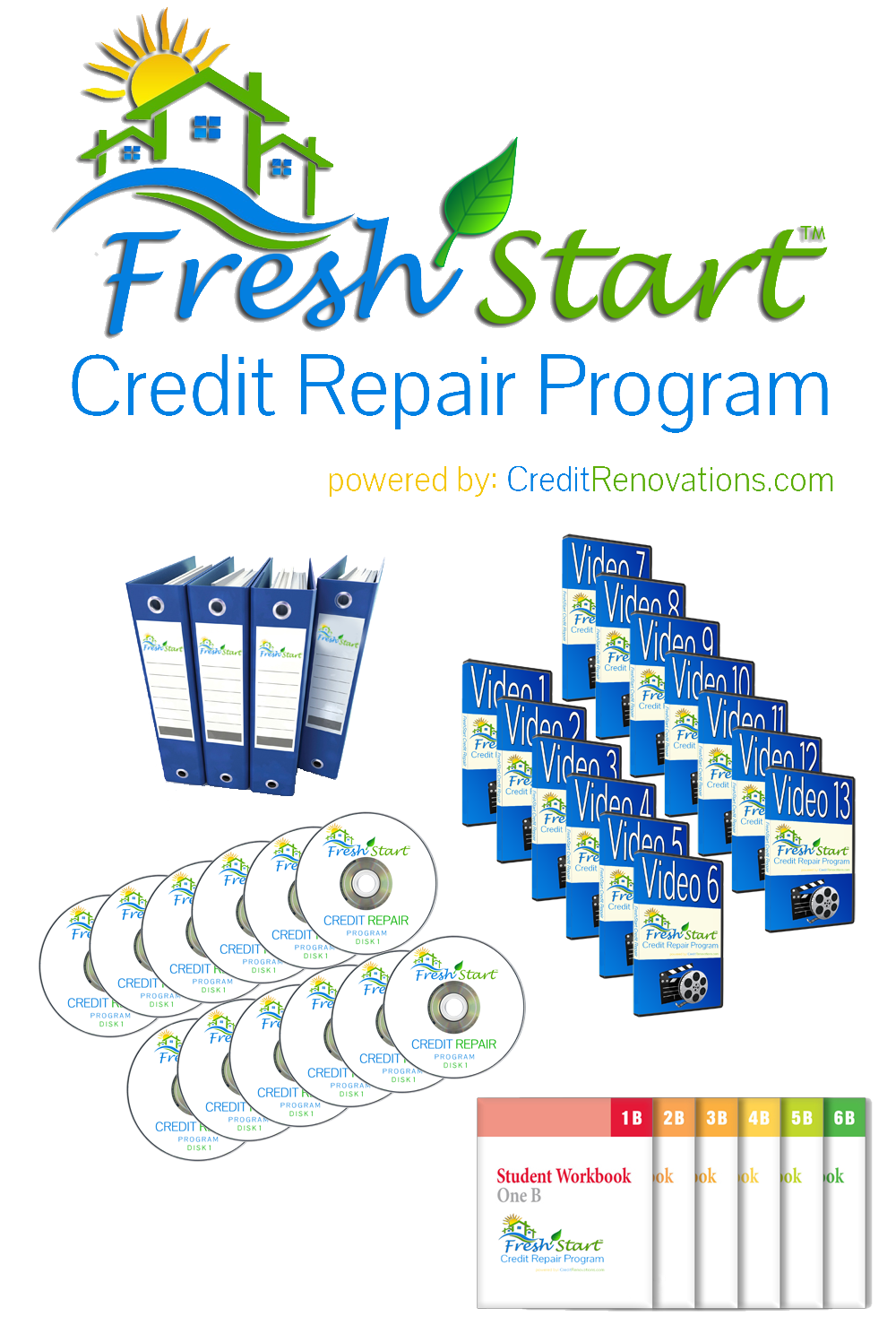 Fresh Start Credit Repair Program